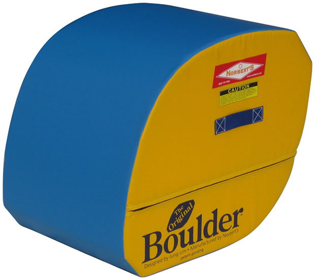 The Boulder 174 Handspring Trainer 25 Jl 125 Nra Gym Supply