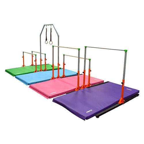 Aai Elite Kids Gym Inline Circuit 405376 Nra Gym Supply