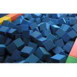 foam cubes 3